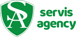 Servis Agency s.r.o. - Logo Mobile Retina