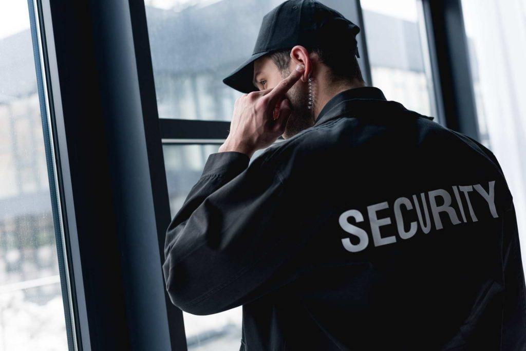 Strážna služba